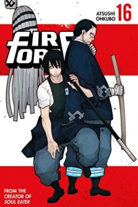 Fire Force - Vol. 16