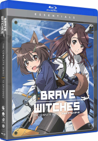 Brave Witches - Complete Series: Essentials [Blu-ray]