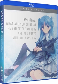 WorldEnd: What Do You Do at the End of the World? Are You Busy? Will You Save Us? - Complete Series: Essentials [Blu-ray]