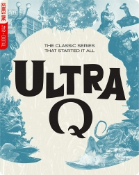 Ultra Q - Complete Series: Steelbook Edition (OwS) [Blu-ray]