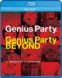 Genius Party + Genius Party Beyond (OwS) [Blu-ray]