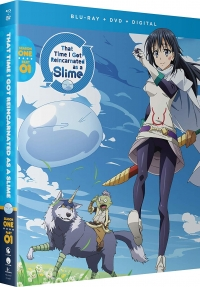 That Time I Got Reincarnated as a Slime: Season 1 - Part 1/2 [Blu-ray+DVD]