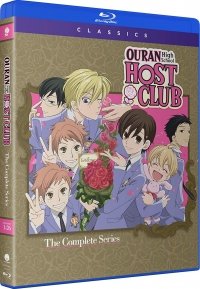 Ouran High School Host Club - Complete Series: Classics [Blu-ray]