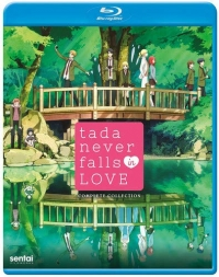 Tada Never Falls In Love - Complete Series [Blu-ray]