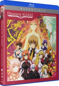 Dragonar Academy - Complete Series: Essentials [Blu-ray]