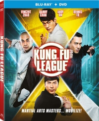 Kung Fu League (OwS) [Blu-ray+DVD]