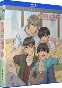 Super Lovers: Season 1+2 - Complete Series: Essentials (OwS) [Blu-ray]