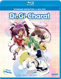 Di Gi Charat - Complete Series + Specials [SD on Blu-ray]