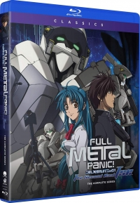 Full Metal Panic!: The Second Raid - Complete Series: Classics [Blu-ray]