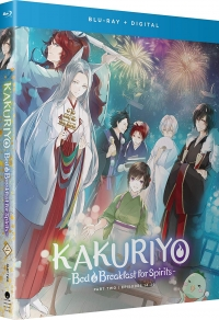 Kakuriyo: Bed & Breakfast for Spirits - Part 2/2 [Blu-ray]