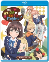 This Art Club Has a Problem! - Complete Series (OwS) [Blu-ray]