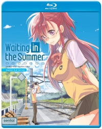 Waiting in the Summer - Complete Series + OVA [Blu-ray]