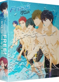 Free! Dive to the Future - Limited Edition [Blu-ray+DVD]