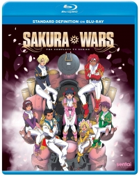 Sakura Wars TV - Complete Series [SD on Blu-ray]