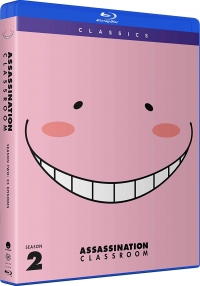 Assassination Classroom: Season 2 - Classics [Blu-ray]