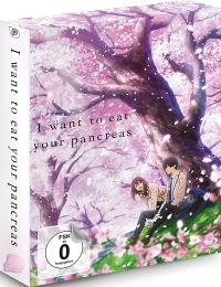 I want to eat your pancreas - Limited Edition [Blu-ray] + OST