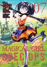Magical Girl Special Ops Asuka - Vol.07: Kindle Edition