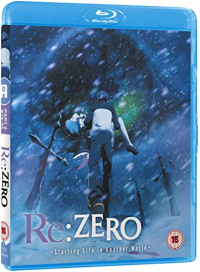 Re:Zero - Starting Life in Another World: Season 1 - Part 2/2 [Blu-ray]