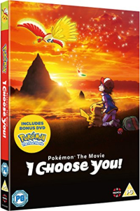 Pokémon - Movie 20: I Choose You! + Pokémon: The First Movie