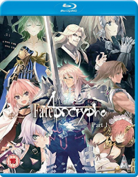 Fate/Apocrypha - Part 1/2 [Blu-ray]