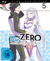 Re:Zero: Starting Life in Another World - Vol.5/5 [Blu-ray]