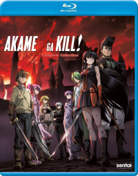 Akame ga Kill! - Complete Series [Blu-ray]