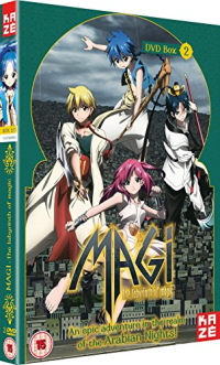 Magi: The Labyrinth of Magic - Box 2/2