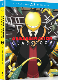 Assassination Classroom: Season 1 - Part 2/2 [Blu-ray+DVD]