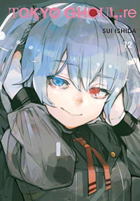 Tokyo Ghoul:re - Vol.12: Kindle Edition