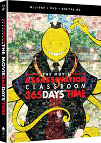Assassination Classroom: The Movie - 365 Days' Time [Blu-ray+DVD]