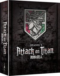 Attack on Titan: Season 2 - Limited Edition [Blu-ray+DVD]