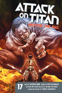 Attack on Titan: Before the Fall - Vol.17: Kindle Edition