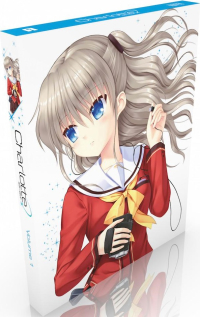 Charlotte - Vol. 1/2: Collector's Edition [Blu-ray+DVD]