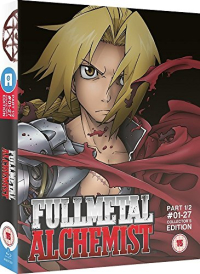 Fullmetal Alchemist - Part 1/2: Collector's Digipack Edition [Blu-ray]