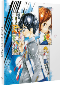 Your Lie in April - Part 2/2: Collector's Edition [Blu-ray]