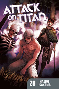 Attack on Titan - Vol.28: Kindle Edition