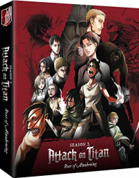 Attack on Titan: Roar of Awakening - Collector's Edition (OwS) [Blu-ray+DVD]