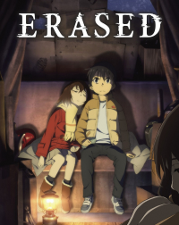 Erased - Vol.2/2: Collector's Edition [Blu-ray] + OST + Mini-Manga