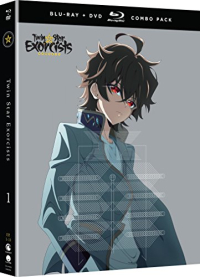 Twin Star Exorcists - Part 1/4 [Blu-ray+DVD]