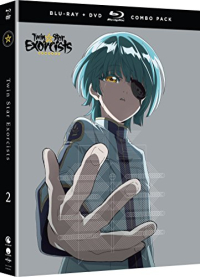 Twin Star Exorcists - Part 2/4 [Blu-ray+DVD]