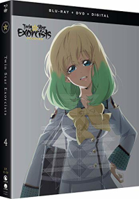 Twin Star Exorcists - Part 4/4 [Blu-ray+DVD]