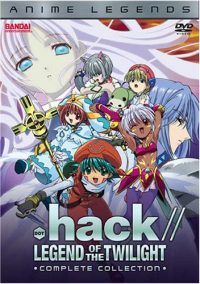.hack//Legend of The Twilight - Complete Series: Anime Legends
