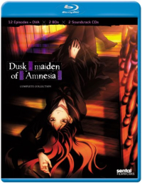 Dusk Maiden of Amnesia - Complete Series [Blu-ray] + OST