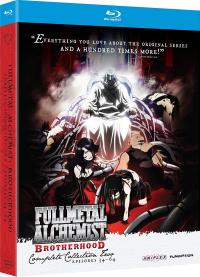 Fullmetal Alchemist: Brotherhood - Box 2/2 [Blu-ray]