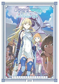 Sword Oratoria: Is It Wrong to Try to Pick Up Girls in a Dungeon? On the Side - Collector's Edition [Blu-ray+DVD] + Artbook