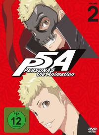 Persona 5: The Animation - Vol.2