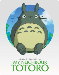 My Neighbour Totoro - Limited Steelbook Edition [Blu-ray+DVD]