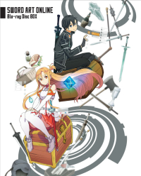 Sword Art Online: Season 1 + Extra Edition - Collector's Edition [Blu-ray]