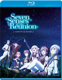 Seven Senses of the Reunion - Complete Series (OwS) [Blu-ray]
