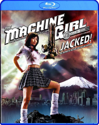 The Machine Girl: Jacked! - The Definitive Decade One - Deluxe Edition [Blu-ray]